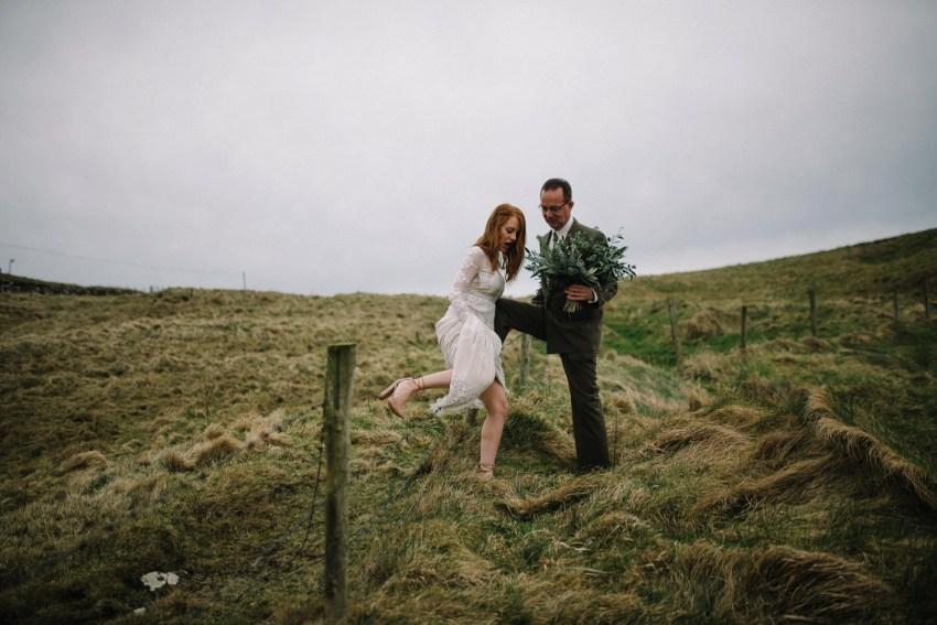 Dunluce Castle Elopement Northern Ireland Irish elopement_0029.jpg