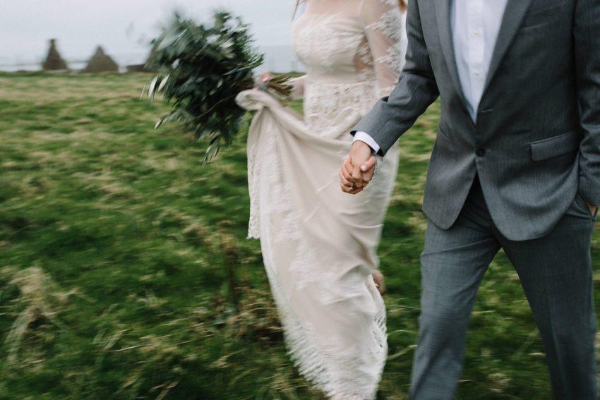 Dunluce Castle Elopement Northern Ireland Irish elopement_0070.jpg