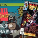 Iron Man, Ep 10: The Enemy Within