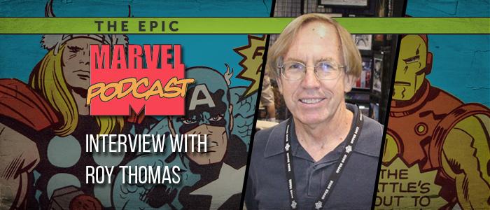 Interview: Roy Thomas on Doctor Strange