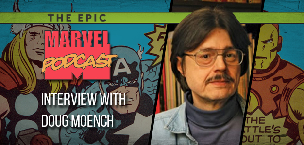 Interview: Doug Moench on Master of Kung Fu