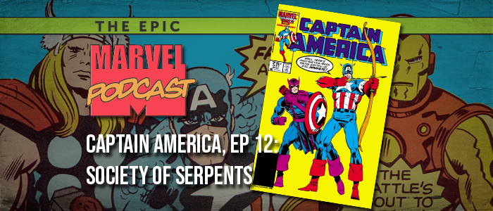 Captain America, Ep. 12: Society of Serpents