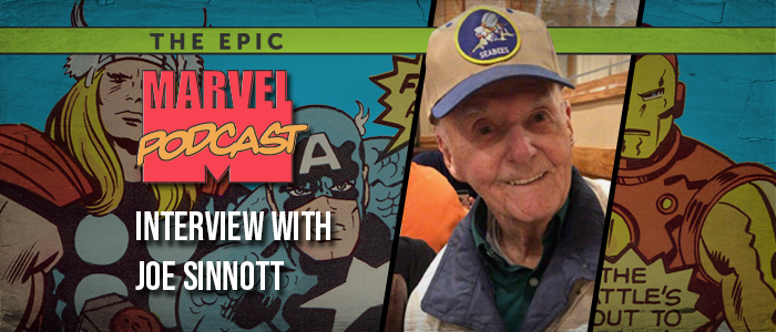 Interview: Joe Sinnott