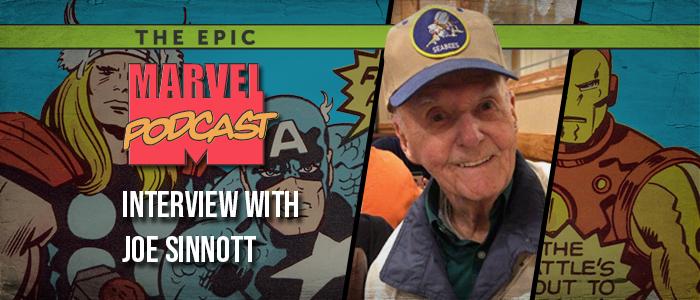 Interview: Joe Sinnott