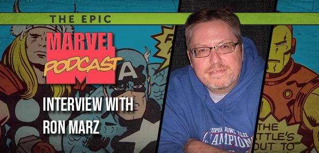 Interview: Ron Marz on Silver Surfer