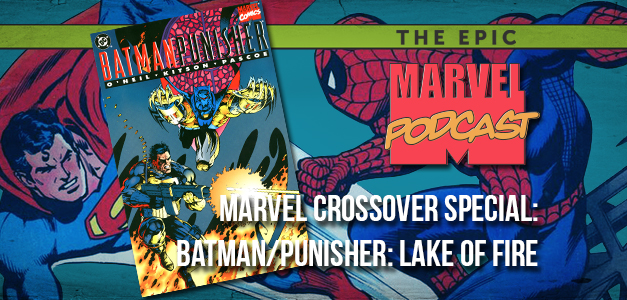 Crossover Special: Batman/Punisher: Lake of Fire
