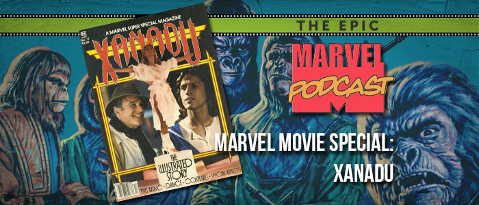 Marvel Movie Special: Xanadu