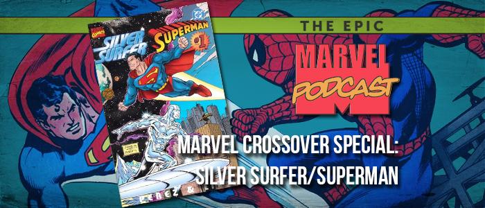 Crossover Special: Silver Surfer/Superman