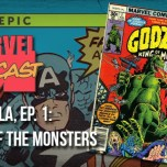 Godzilla, Ep. 1: King of the Monsters