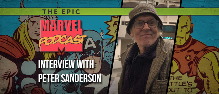 Interview: Peter Sanderson on The Official Handbook of the Marvel Universe