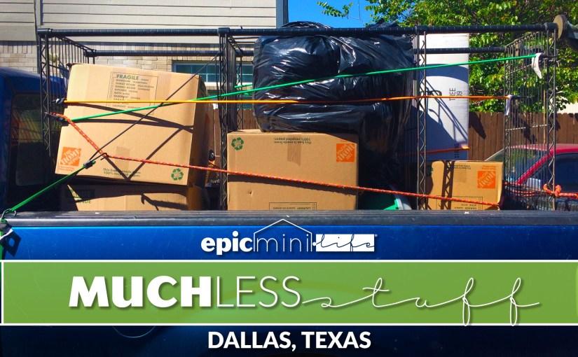 Much Less Stuff – Epic Mini Life S1E3