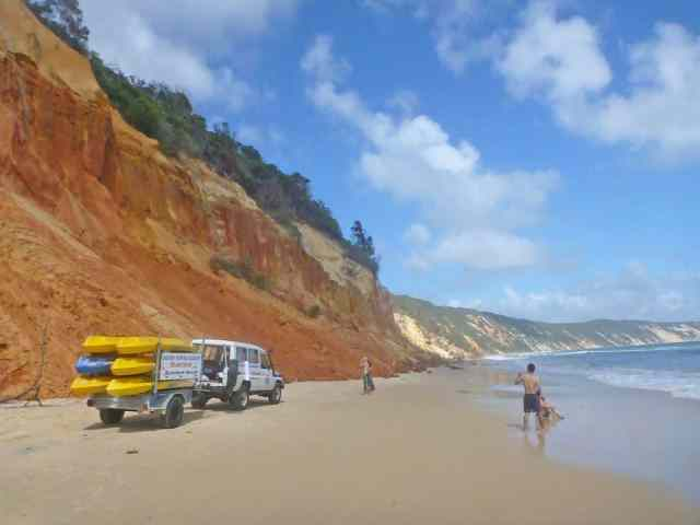 rainbow beach tours
