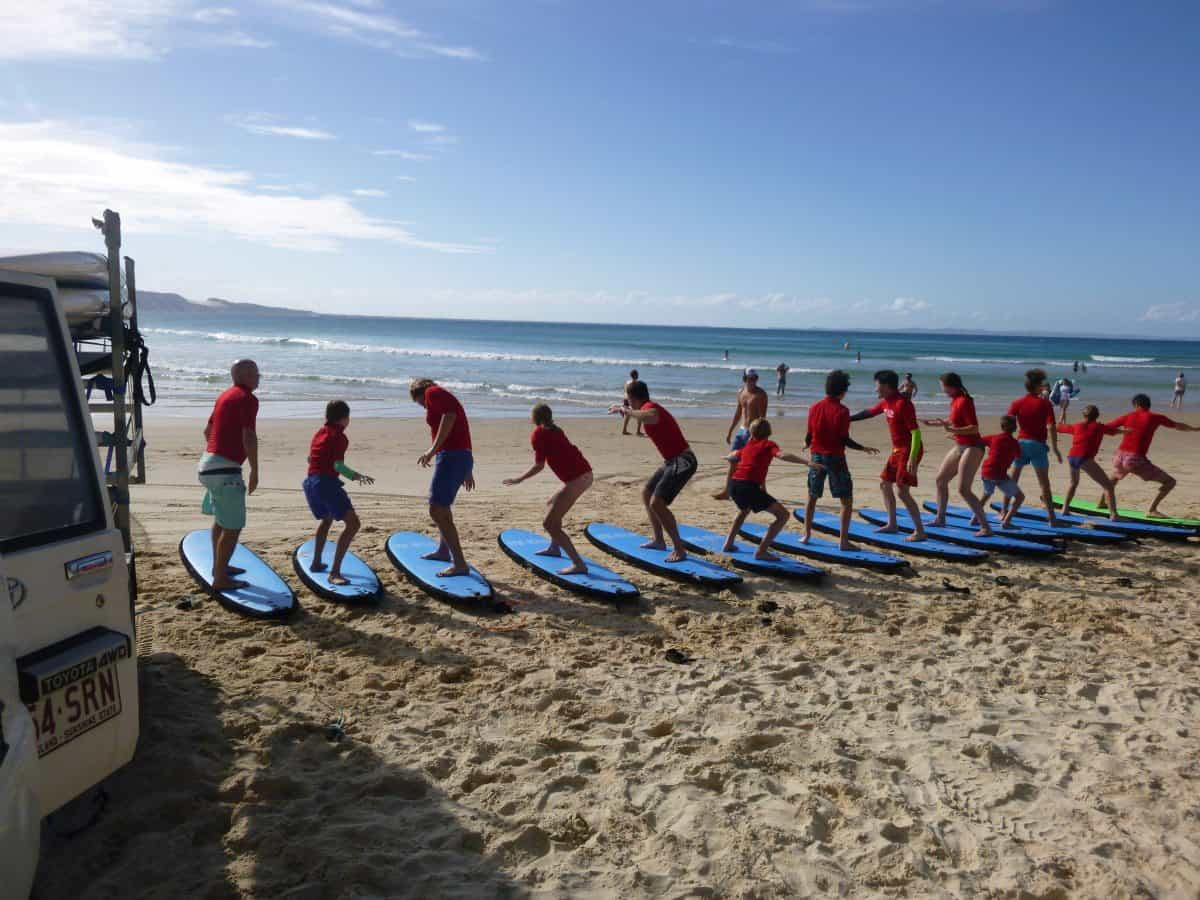 Learn to Surf Adventures Today – More Thrilled Beginners!!!