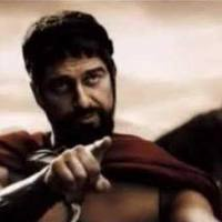 Leonidas as a 50 year old.