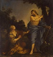 Christ Appearing to Mary Magdalene by Pietro da Cortona