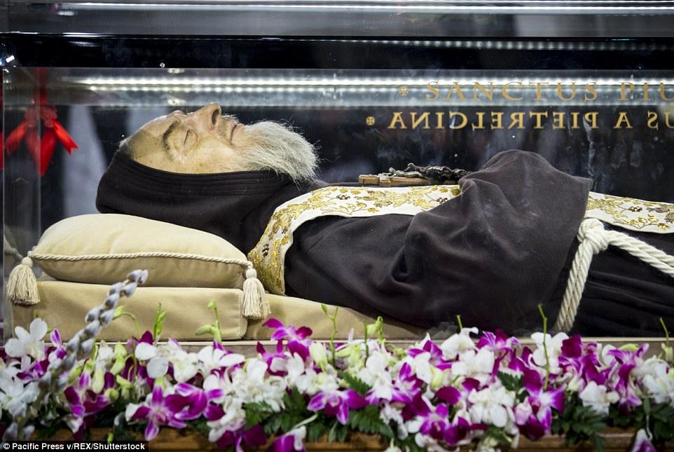 Padre Pio in Rome