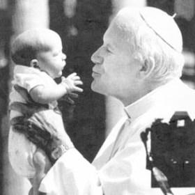 John Paul II baby