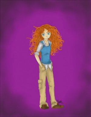 """Merida"" by defenderofdarkness48 https://defenderofdarkness48.deviantart.com/art/Merida-357404377"