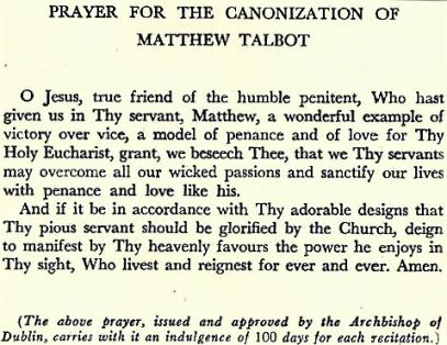 MT Canon prayer