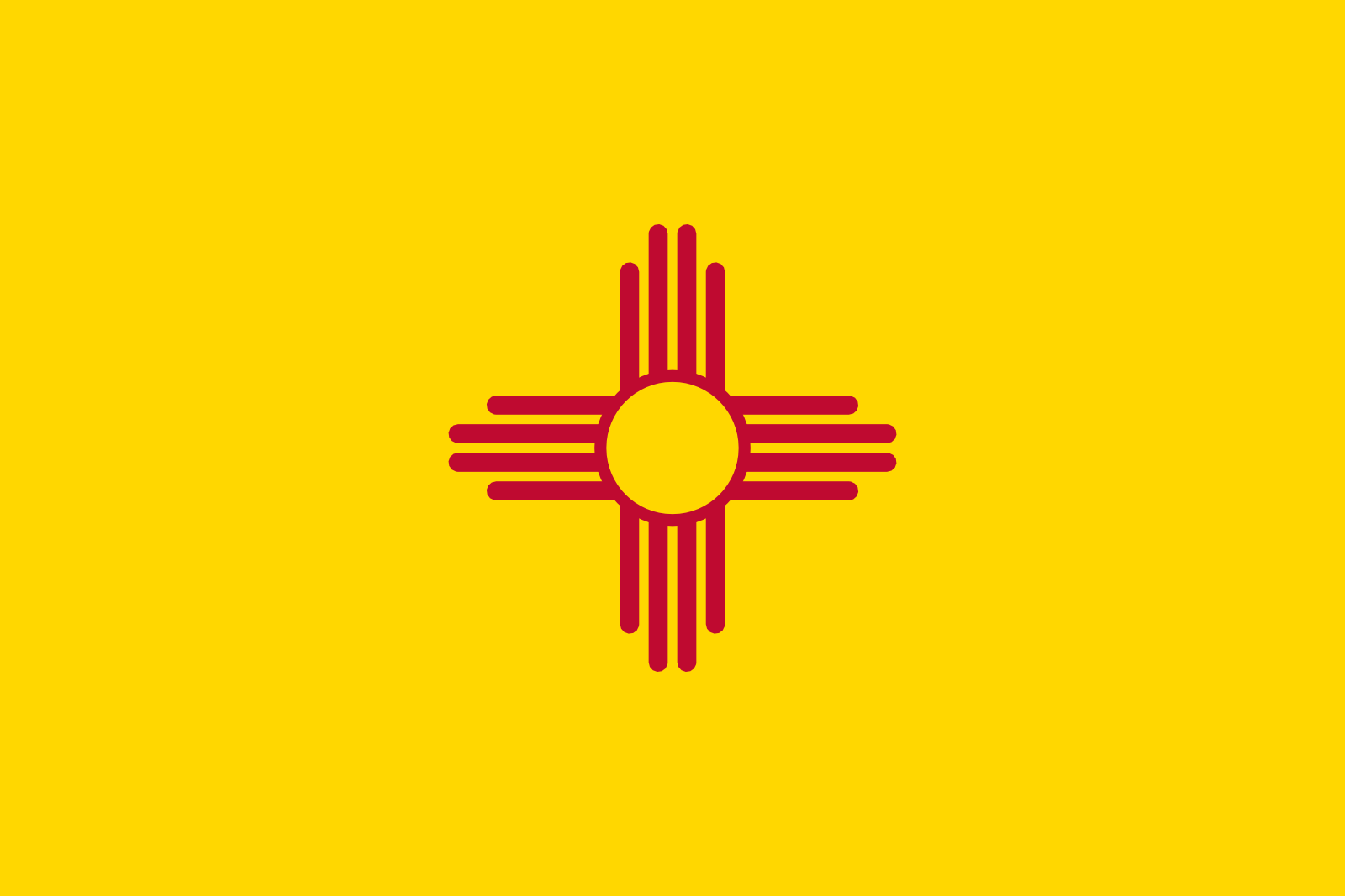 Who is the patron saint of New Mexico?