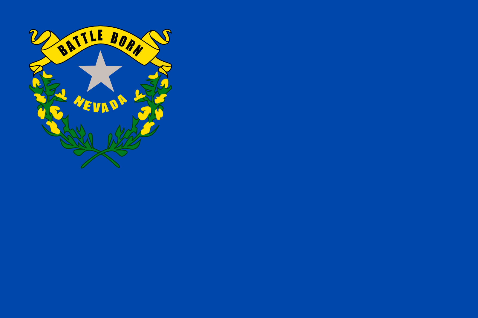 Who is the patron saint of Nevada?