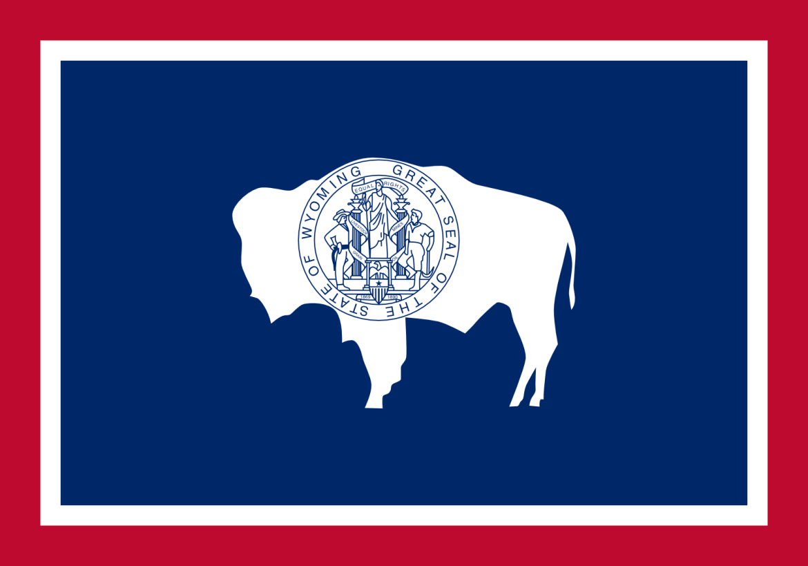 Who is the patron saint of Wyoming?