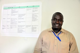 Patrick Hakim, LINKAGES Clinical Officer