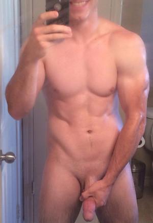black men nude selfies
