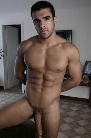naked men new york