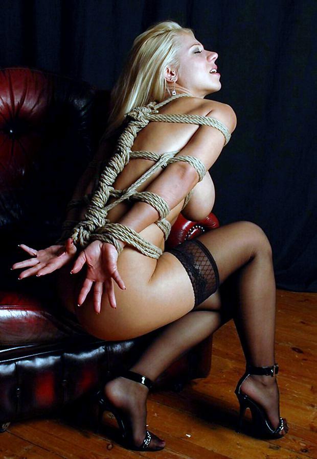 tumblr naked bondage