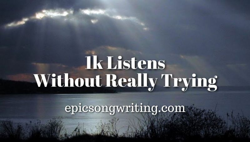 Songwriting Success Story, Songwriter Publicity
