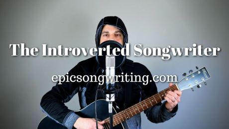 Introverted Songwriter, Introvert, Songwriting Psychology, Cooperation, Collaboration