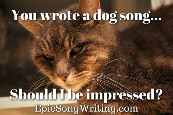 Deliberate Songwriting