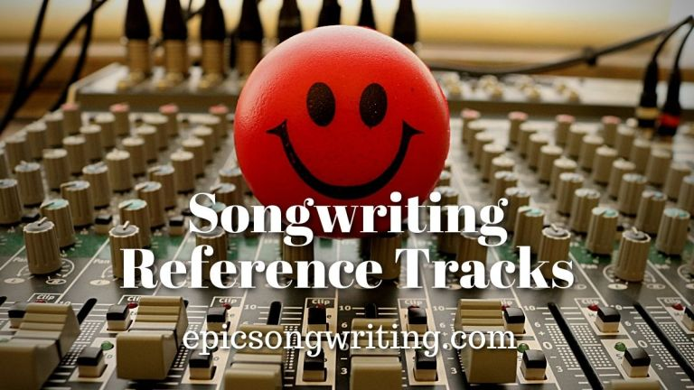 Songwriting Reference Tracks-How to Learn From Songs You Love