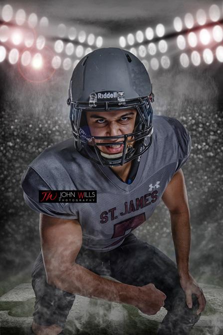 Guelph High School Football Photographers