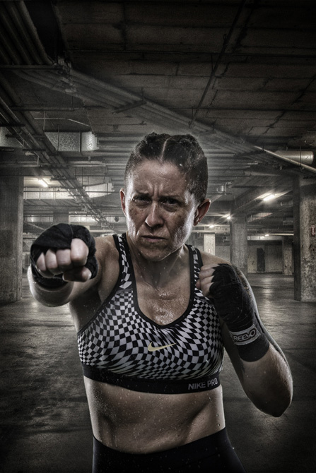 MMA Fighters in Toronto