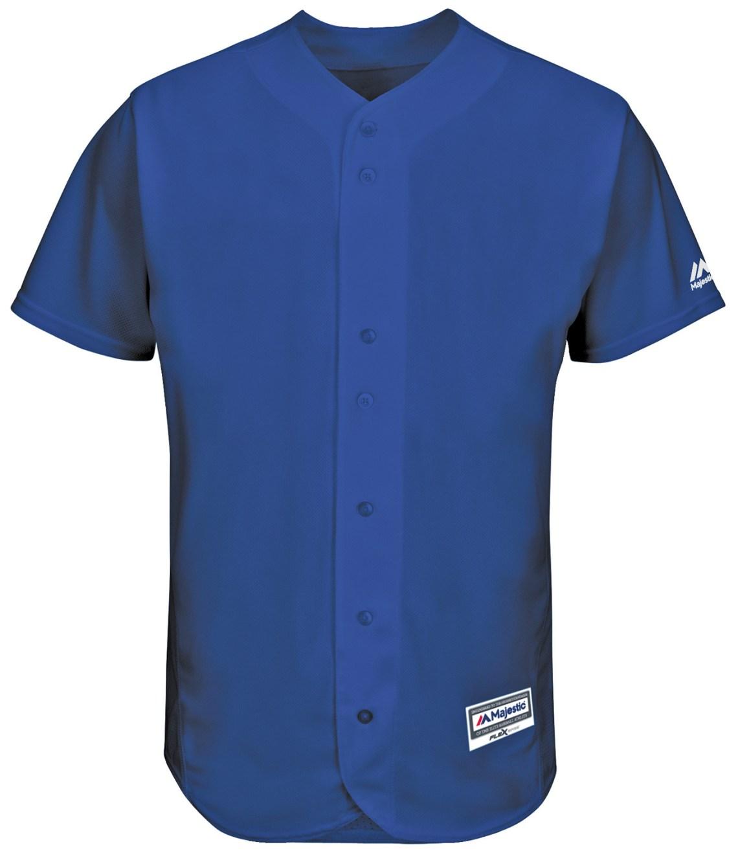 Download E125886 Majestic Base Mock Mesh Baseball Jersey CO