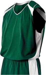 Download Alleson 556Y Youth Mock Mesh Custom Basketball Jerseys ...