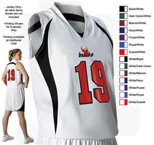 Alleson 558W Womens Custom Basketball Jerseys