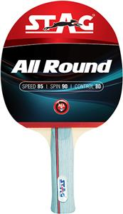 Stag ITTF All Round Table Tennis Racket - Playground ...