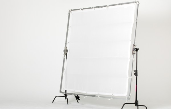 Scrim – 8 x 8′ with Avenger Frame
