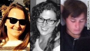 Veronika Weiss, Katherine Cooper and Christopher Martinez have been identified as victims.
