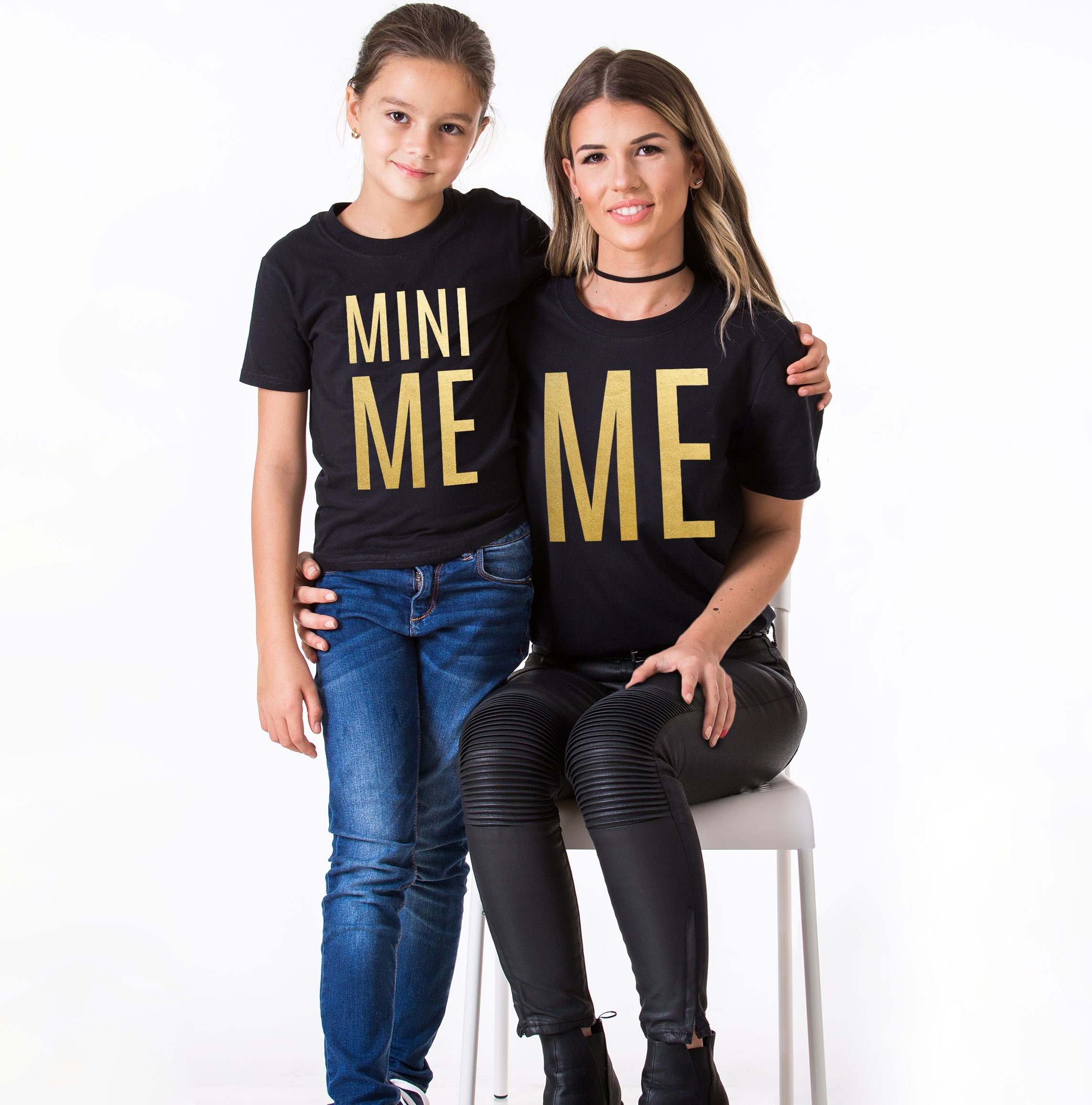 Mother Kid Shirts Me Mini Me Matching Mommy And Me Shirts
