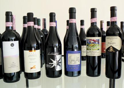 2003 Barolo, 2004 Roero & Barbaresco  (and a Few 2001 Barolo Riservas)