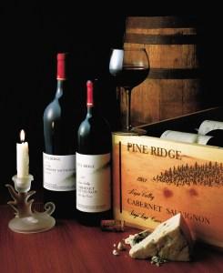 Pine Ridge wine