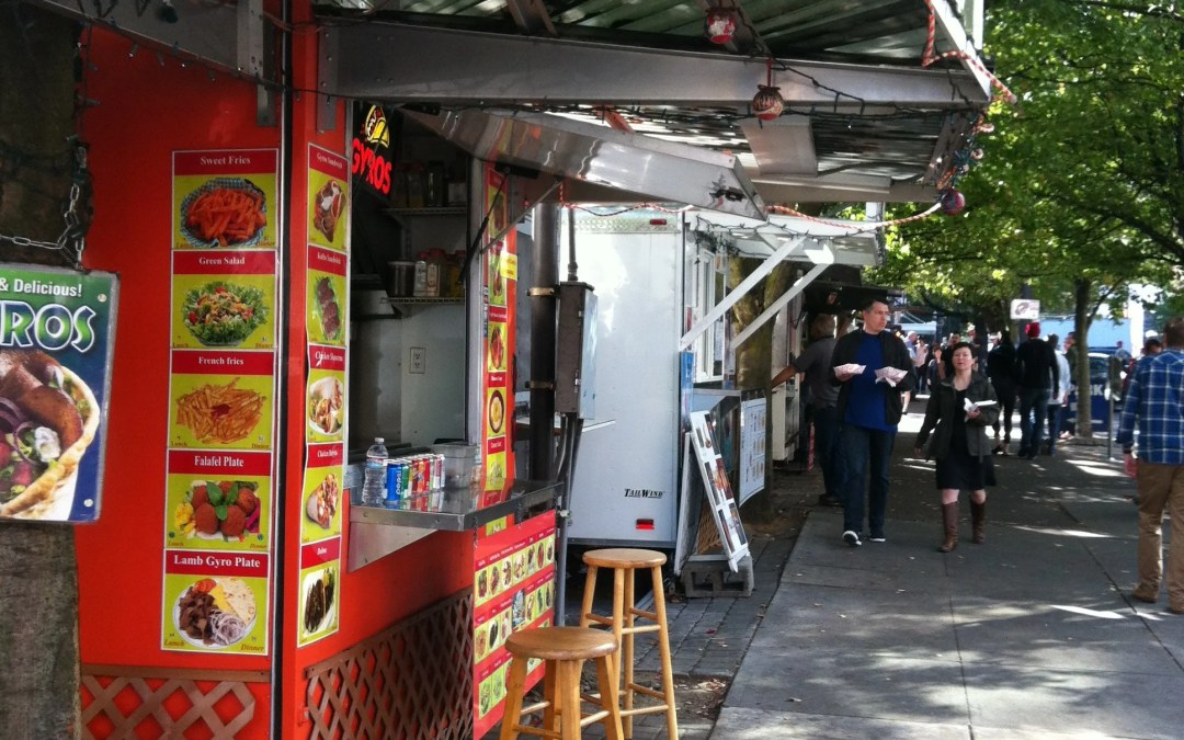 Savoring the Amazing Offerings with Food Carts Portland