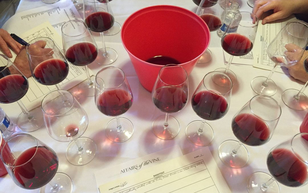 A Dozen Favorites from the 2015 Pinot Shootout