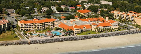 The wonderful King and Prince Golf and Beach Resort. Photo courtesy of the resort.