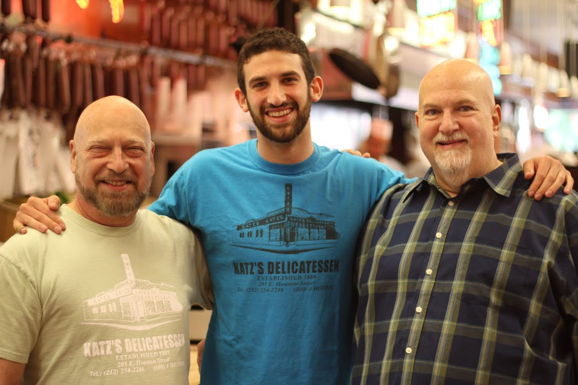Jake Dell: The Owner of Katz\'s, New York City\'s Oldest and Best Deli ...