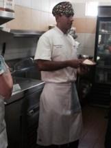 Chef Diego Sanchez